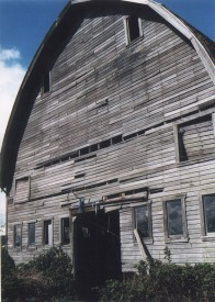 Original Barn now Barn House