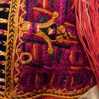 Macedonian Costume From the collection of Jone Eftimovski. See his book Macedonian Folk Costumes ISBN 9989 – 785 – 50, Photograph © Penny Peters