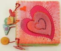© Patti Olds L2 Applique/stitch Sketchbook