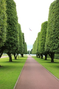American cemetery © Penny Peters