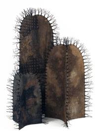 © Dianne Corso -Cactus sculpture