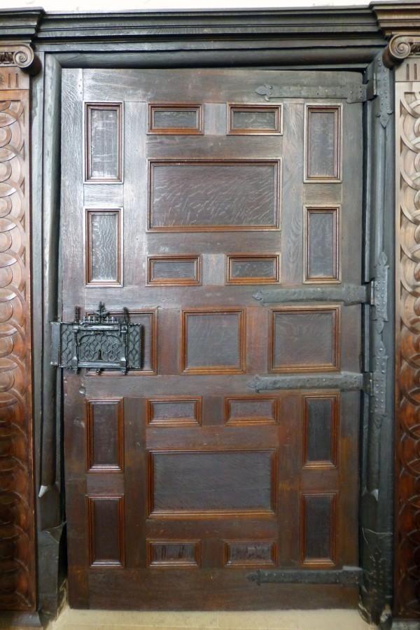 What's behind this door?