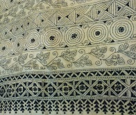 Kantha Embroidery Collection of Anita Luvera Mayer