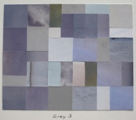 © Dorothea Collins - color study in paper