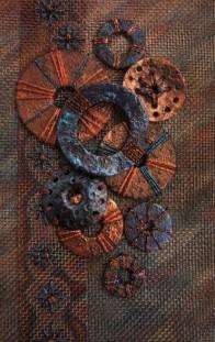 © Martha Kleihege - hand stitch