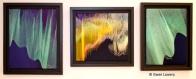 "Some of Gwen Lowery's ""Aurora"" series"