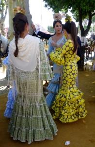 La Feria, Seville 2014 ©Penny Peters