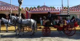 La Feria, Seville 2014