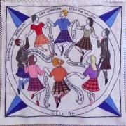 Ceilidh Scottish dancing