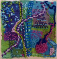 © Kim Murphy - Hand Embroidery