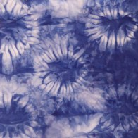 A photo from our 2 day workshop with Dana Webb at our Center using Indigo dyes.