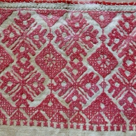 19th - early 20th C Russian Embroidery, Stieglitz Museum, St Petersburg. Photo© Penny Peters