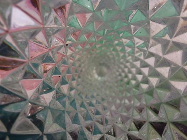 Design Inspirations - crystal vase ©Gail Harker
