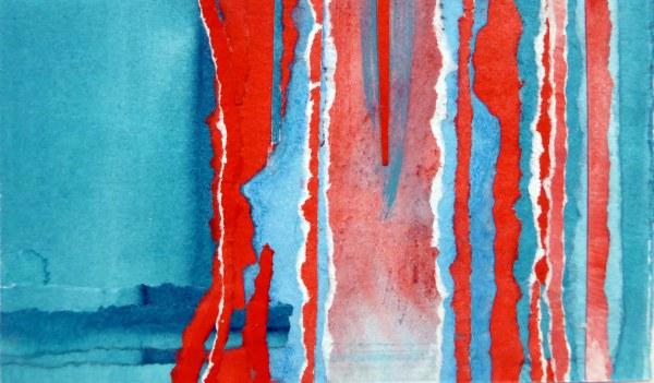 © Deborah Hickey - Tiernan color study collage