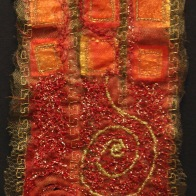 © Lynette Barnes - machine embroidery