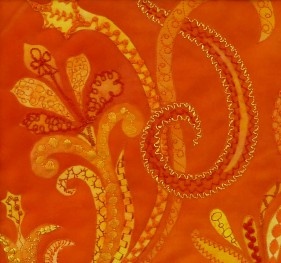 ©Patti Olds - Machine Embroidery