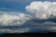 Northwest sky ©Gail Harker