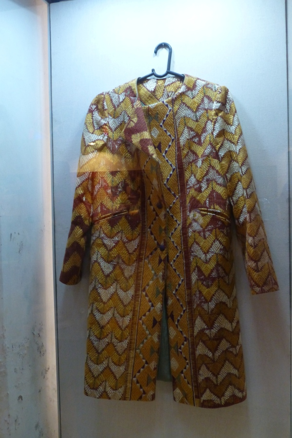 Phulkari Coat, Partition Museum,  Amritsar, India